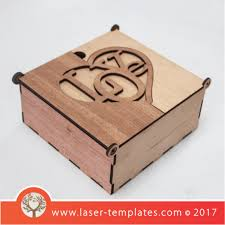 laser cut wooden boxes template collection u2013 tagged