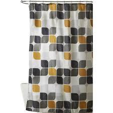How Long Are Shower Curtains Langley Street Atlas Extra Long Shower Curtain U0026 Reviews Wayfair