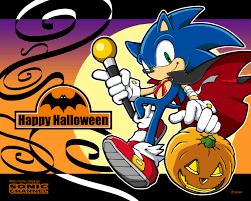 sonic halloween pictures u2013 halloween wizard