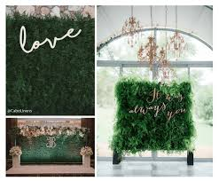 wedding backdrop grass 10 gorgeous designs los cabo wedding backdrop