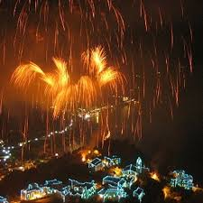chagne bottle fireworks the festivity of torello with its fireworks amalfi coast