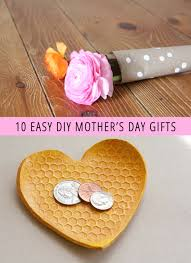 mothers day gifts 10 easy diy s day gifts