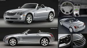 chrysler crossfire roadster 2005 pictures information u0026 specs