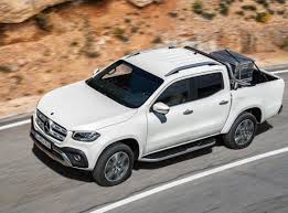 mercedes benz shows its x class pickup u2013 drive safe and fast