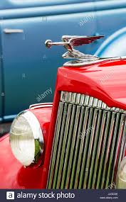 1937 packard 120 goddess of speed ornament at rally of the