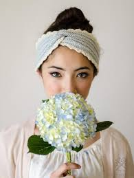 knitted headbands hide untamed hair with knit headband patterns