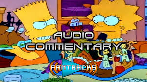 the simpsons audio commentary bart vs thanksgiving season 2