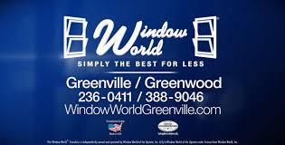 Guy Roofing Greenville Sc by Replacement Windows Greenville Sc Window World Upstate Sc
