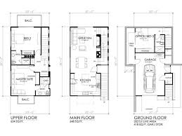 three story house plans 9 best plans images on garage garage plans and garage