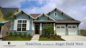 southgate homes the hamilton floorplan youtube southgate homes the hamilton floorplan