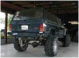 jeep cherokee back jeep cherokee rear air tank bumper