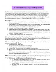 Example Of A Personal Narrative Essay Personal Narrative Essay Cover Letter Example Of Personal