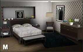 Boston Bedroom By Mango Sims Teh Sims - Boston bedroom