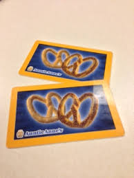 gift card system issues with an auntie s gift card coupongy