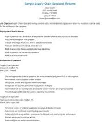 Sample Resume For Supply Chain Executive by Senior Logistic Management Resume Senior Manager Supply Chain