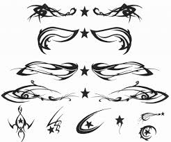 nail 66 tribal tattoos designs with meanings tribal