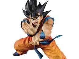 dragon ball super kamehameha figure collection goku