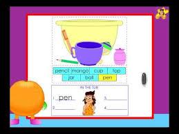 kindergarten english worksheets use of u0027in u0027 youtube