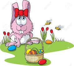 high resolution easter bunny clipart