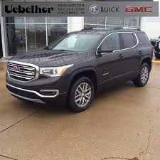 Sle Of Privacy Policy Statement by 2017 Gmc Acadia Sle 2 Vincennes In Uebelhor Sons