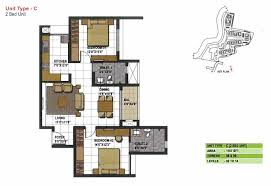 prestige floorplan temple bells bangalore modern kitchen ideas