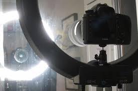 ring light for video camera ring light review stellar ring light dslr and video gear reviews