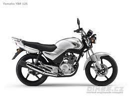 yamaha ybr 125 2007 názory motorkářů technické parametry