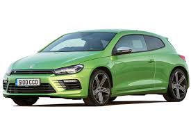 volkswagen scirocco r coupe review carbuyer