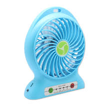 battery operated electric fan zdl f68 portable mini usb fan rechargeable battery operated table