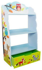 Wooden Bookshelf Pictures by Enchanted Woodland Handcrafted Kids Wooden Bookshelf