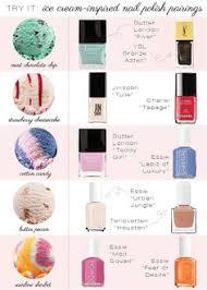 spring u0026 summer nail polish pairings beauty pinterest summer