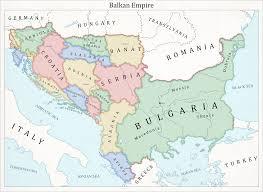 Balkans Map Germany Of The Balkans By Fenn O Manic On Deviantart