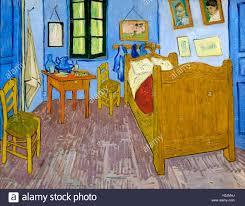 la chambre gogh la chambre de vincent à arles vincent s bedroom at arles by