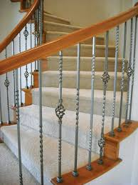 Iron Banister Spindles Gallery Of Work Artistic Ornamental Iron Of Minneapolis Mn
