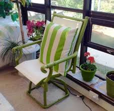 Outdoor Mesh Furniture by How To Paint Mesh Patio Chairs That Have Faded Hometalk