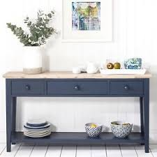 Blue Console Table Florence Navy Blue Console Table Kitchen Hallway Console Table 3