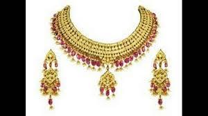 artificial jewellery designs