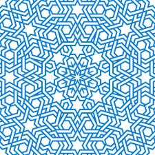 vector background modern pattern tangled modern pattern stock vector illustration of arabian 59313597