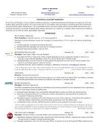 Business Development Job Description Resume by Bright Design Account Manager Resume 5 Account Cv Template Sample