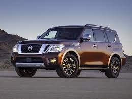 suv nissan 2017 the new nissan armada is channeling its rugged heritage business