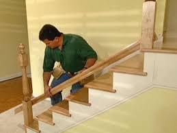 home depot stair railings interior stair railing installation outdoor railings ideas handrail home