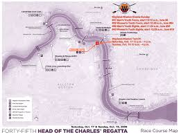 Boston University Map by Head Of The Charles Regatta Invitation Waylandenews