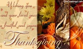 send ecards family friends fruitful thanksgiving