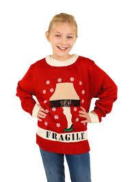 children s leg l sweater festified