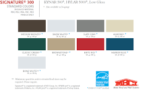 colors florida steel building systems