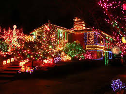 Christmas Light Ideas For Outside Of House by Exterior Christmas Lights Options U2014 Home Ideas Collection