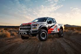 Ford Raptor Diesel - 2017 f 150 ford raptor race truck hits the sand