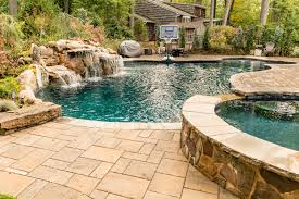 inground pools rivervale nj by pools by design new jersey custom