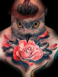 121 best neck tattoos images on pinterest flower ideas and