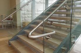 metal stair treads u0026 risers hendrick architectural